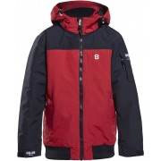 8848 Altitude Bronce Jacke, Red 130