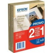 Premium Glossy Photo Paper BOGOF 10 x 15 Epson 2 x 40 Sheets