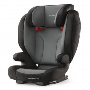 Cadeira Recaro Monza Nova Evo Seatfix Carbon Black