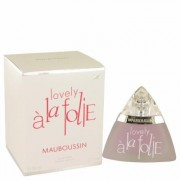 Mauboussin Lovely A La Folie For Women By Mauboussin Eau De Parfum Spray 1.7 Oz