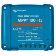 Regulatori solari incarcare baterii solare si eoliene BlueSolar MPPT 10015 1224V-15A Victron