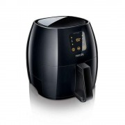 Уред за мултифункционално готвене, Philips Avance Collection Airfryer XL, Rapid Air technology, 1.2kg, Black (HD9240/90)