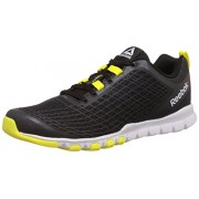 Reebok Men's Everchill Train Black, Yellow, Grey and White Multisport Training Shoes - 10 UK/India (44.5 EU)(11 US)