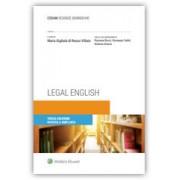 Legal English, Di Renzo Villata, Cedam, 2017, Libri, Inglese professionale