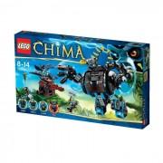 Lego Legends Of Chima 70008 - L'ultra Robot De Gorzan