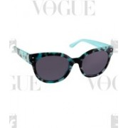 Juicy Couture Cat-eye Sunglasses(Blue)