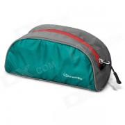Kit de Aseo de NatureHike al aire libre Viajes de nylon bolsa de almacenamiento - Azul Verde