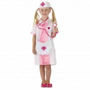 Play Fun Sjuksköterska Kläder till barn 6-9 år