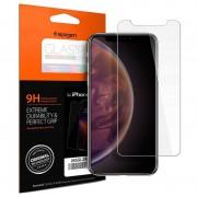 Spigen Glas.tR Slim HD iPhone X / XS Screen Protector - 9H - Clear