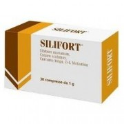 Ddfarma srl Silifort 30cpr 1g
