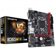 MB, GIGABYTE B365M H /Intel B365/ DDR4/ LGA1151