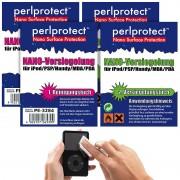 perlprotect Nano Surface Protection 2er-Set NANO Versiegelungen für alle Kunststoffoberflächen