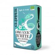 Clipper - Bio Fehér Tea és Borsmenta 45 g
