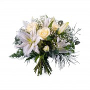 Interflora Arranjo de Flor Branca Interflora