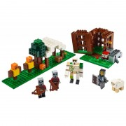 Avanpostul Pillager LEGO Minecraft