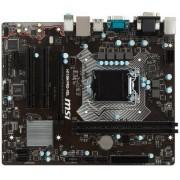 Placa de baza MSI H110M PRO-VDL, Intel H110, LGA 1151