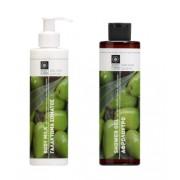 Bodyfarm Set Ulei Masline (Lapte Corp 250ml + Gel Dus 250ml)