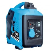 Generator de curent pe benzina cu invertor ISG 1000 Guede GUDE40645 1000 W 1.8 Cp