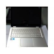 ASUS ZenBook UX360CA-DQ154T OUTLET (QHD+ Touch, m3-7Y30, 8GB, 256GB SSD Win 10 Home 64bit zlatni + futrola)