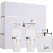 Montblanc Legend Spirit coffret I. Eau de Toilette 100 ml + gel de duche 100 ml + bálsamo after shave 100 ml