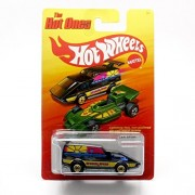 SPOILER SPORT (BLACK) * The Hot Ones * 2011 Release of the 80s Classic Series - 1:64 Scale Throw Bac