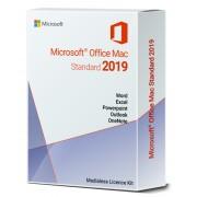 Microsoft Office Standard 2019 MAC OS Download Lizenz