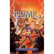 Puterea viselor. Fetele din Olimp Vol. 2