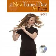 Boston Music - A New Tune A Day: Flute Book 1 (CD Edition)
