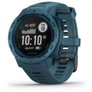 Ceas Garmin Instinct Graphite GPS, Lakeside Blue