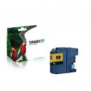 Yanec Brother LC-125XLY Geel (Yanec)
