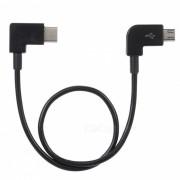 Controlador remoto CY UC-055 tipo-c a cable de datos micro USB para DJI Mavic Pro? platino Mavic Pro