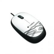 Myš Logitech M105 Mouse White, USB
