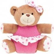 Плюшена дрънкала - Teddy Friend, Canpol, налични 2 цвята, 077734