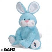 "Webkinz Jr. Blue Bunny 12"""