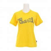 【セール実施中】【送料無料】半袖Tシャツ WES17W02-5712 YEL