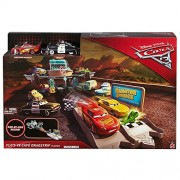 Disney Pixar Cars 3 Flo's V8 Cafe Dragstrip Playset