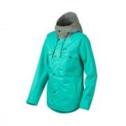 Oakley - bunda Z Charlie Shell Jacket Turquoise 14/15 Velikost: XS