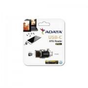 Adaptor USB cu cititor de carduri , ADATA , OTG