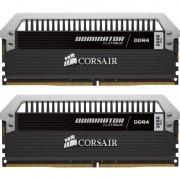 Memorie Corsair Dominator Platinum 32GB DDR4 2666 MHz CL15 Dual Channel Kit