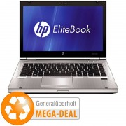 "HP Elitebook 8460p, 14"",Core i5-2520M, 8GB, 128GB SSD, (generalüberholt)"