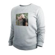 YourSurprise Sweater- Femme - Gris chiné - M