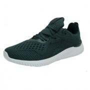 Max Air Sports Running Shoes 8858 Black Greenish