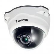 Camera supraveghere Dome IP Vivotek FD8131V, 1 MP, IP66, IK10, 3 - 12 mm