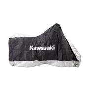 Plachta na motocykl KAWASAKI venkovní velikost L