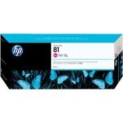 Cartridge HP No.81 C4932A magenta, DesignJet 5000/5500 680ml