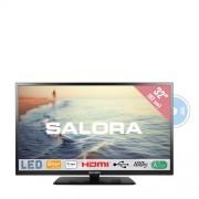 Salora 32HDB5005 HD Ready tv met ingebouwde DVD speler