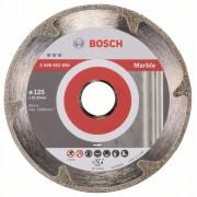Диск диамантен за рязане Best for Marble, 125 x 22,23 x 2,2 x 3 mm, 1 бр./оп., 2608602690, BOSCH