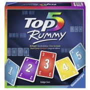 Ravensburger Board Games Top 5 Rummy Game
