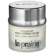 La Prairie Cellular Night Repair Cream Komórkowy regenerujący krem na noc do pielęgnacji twarzy, szyi i dekoltu 50ml