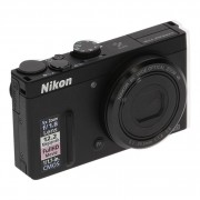 Nikon CoolPix P330 negro